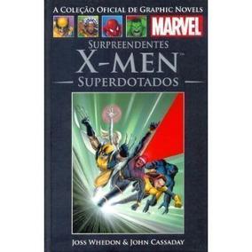 Livro X Men - Superdotados Joss Whedon E John Cassaday