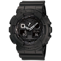 Casio G Shock Ga100-1a1 | Antimagnético | Led | Watchito