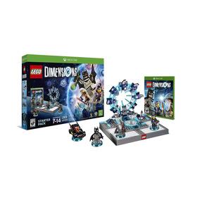 Figuras Lego Dimensions Batman Xbox One Acc Ibushak Gaming