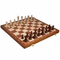 Ajedrez Chess Set - Tournament Staunton Complete No. 6