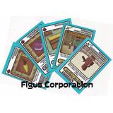Cartas Pokemon Y Minecraft Sueltas A Eleccion - Todas !!!