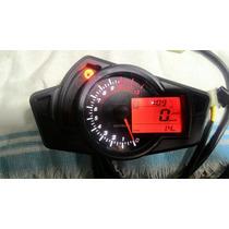 Painel Digital Factor 255km Tds Motos $480,00
