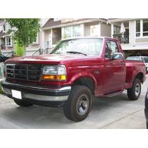 Antifaz Ford Pickup 92-95 Afelpado Buen Fin