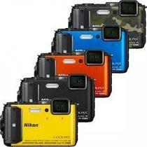 Nikon Coolpix Aw130 A Prova D