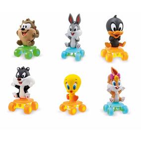 Bonecos Kit Coleção Baby Looney Tunes Infantil Frete Grátis