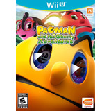 Pac-man And The Ghostly Adventures - Nintendo Wiiu