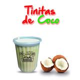 Helados De Coco En Tinita