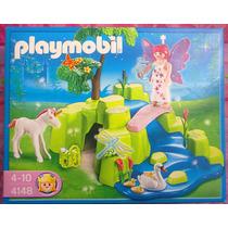 Playmobil Set De Ada Y Animales En El Campo