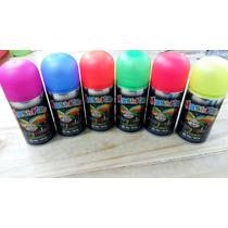 Spray De Colores Para Colorar El Pelo