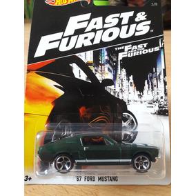 Fast & Furious Rapido Y Furioso 67 Ford Mustang Reto Tokio