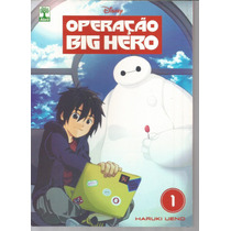 Operacao Big Hero 1 - Abril - Gibiteria Bonellihq Cx179