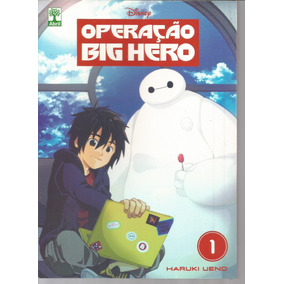 Operacao Big Hero 1 - Abril - Gibiteria Bonellihq Cx179