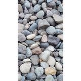 Piedra Roca Bola Por Kg Jardines Estanques