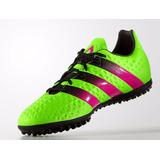 Botines adidas Ace 16.3 Tf Papi Futbol Indoor Nuevo Modelo