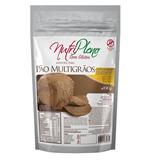 Pão Multigrãos Sem Glúten, Sem Ovos, Sem Lactose, Sem Trans