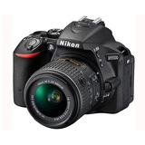 Cámara Nikon D5500 24,2mpx Kit 18-55mm Vr .