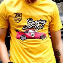 Playera Jon Walter Racers Porsche
