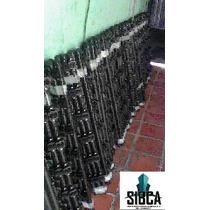 Tubos Para Cerco Eléctrico 6 Lineas 1 , 2.3mm Esp. De 1 Mts