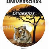 Capa Estepe Crossfox, Novofox, Tigre, Leão, Onça, M-10