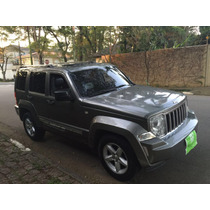 Jeep Cherokee Limited 2012 23 Mil Km