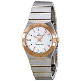 Reloj Gucci 6800 Cobre Acero Y Dial (pgpvd) Caso / Cinturón