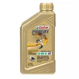 Aceite Castrol Power 1 10w50 4t 100% Sintetico Moto Ciclofox