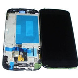 Tela Touch Display Lcd Lg Nexus 4 E960 C/ Aro Original