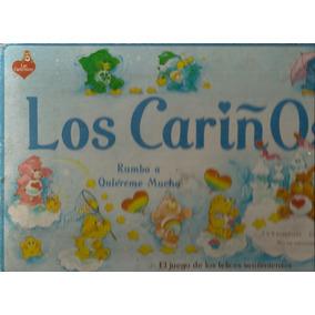Juego De Mesa Lili Ledy Los Cariñositos De 1982