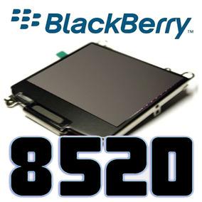 Lcd Display Pantalla Blackberry 8520 8530 Version 005/444