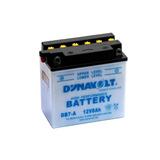 Bateria Motos Dynavolt Db7-a Suzuki Gn/en 125 Gs400 G Queen