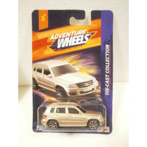 Adventure Wheels Camioneta Mercedes Benz Glk Beige 1:64