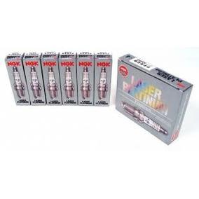Jogo Com 6 Velas Bmw Z4 V6 Ngk Laser Platina Lzfr6ap11gs