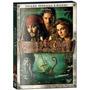 Dvd Piratas Do Caribe Bau Da Morte Duplo Digipack Lacrado