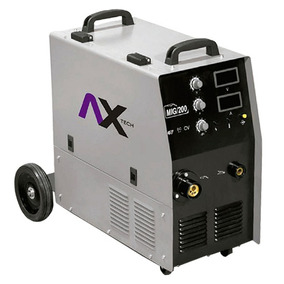 Axtech Soldadora Inversor Mig/mag 200a, 220v Mod:axt-mig200