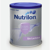 Nutrilon Deslactosada X 3 Unidades Envase De 400 Gr.