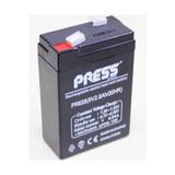 Bateria Gel De 6 Volt 2.8 Ah Press