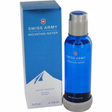 Swiss Army Mountain Water Dama Y Caballero Swiss Clasica