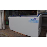 Freezer 350 Litros Tapa Vidrio Curvo