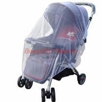 1 Rede Mosquiteiro P Carrinho Protege Seu Bebê Dos Mosquitos