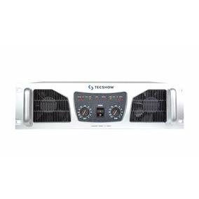 Amplificador De Potencia American Pro Concert C4800 Garantía