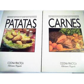 Paquete 400 Recetas Clasicas Y Nuevas Carnes Patatas 2 Libro