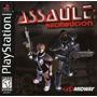 Juego Portable Assault Re De Play 1 Para Pc- Oferta