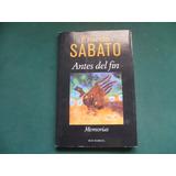 Antes Del Fin, Ernesto Sabato
