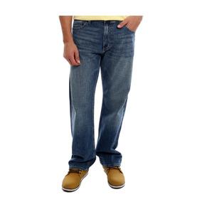 Tommy Hilfiger Pantalon Hombre Boot Cut Xl Urbano Casual