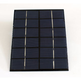 Celda Solar Fotovoltaica Silicio Cristalino 6v 300ma