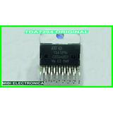 Tda7294 Original St - 100v - 100w - Amplificador De Audio -
