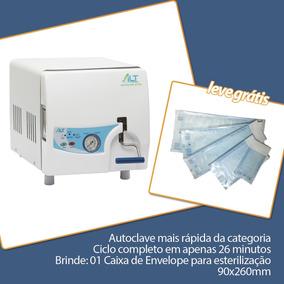 Autoclave Manicure Podologia Estética Salão Beleza 05l Alt