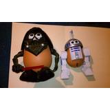 Cara De Papa Starwars Darth Vader Y C Tri Pio