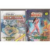 Comics Antiguos De Terror El Libro Negro Oculto Hechizos Flr
