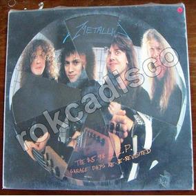 Heavy Metal, Metallica Garage Days Re-re Visited Fotodisco
